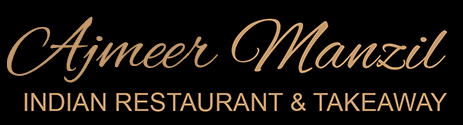 Ajmeer Manzil Indian Resturant & Takeaway Logo